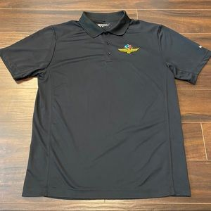Nike Dri Fit Indianapolis Speedway Polo, Large
